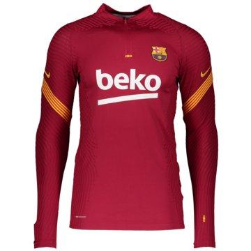 Nike Fan-Pullover & SweaterFC Barcelona VaporKnit Strike Men's Soccer Drill Top - CD5968-621 -