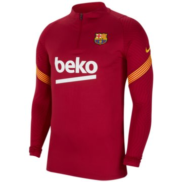 Nike Fan-Pullover & SweaterFC Barcelona Strike Men's Soccer Drill Top - CD6000-621 -