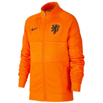 Nike Fan-Jacken & WestenNetherlands Big Kids' Track Jacket - CI8421-819 -