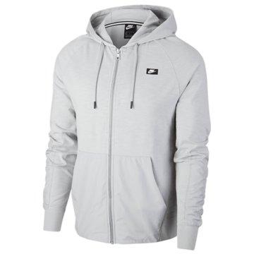 Nike SweatjackenSportswear Full-Zip Hoodie grau
