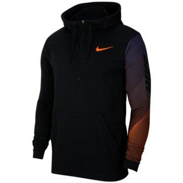 Nike HoodiesNike Dri-FIT Men's Fleece 1/2-Zip Training Hoodie - CJ4429-010 -