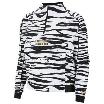 Nike Fan-Pullover & Sweater weiß