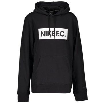 Nike HoodiesNike F.C. Men's Pullover Fleece Hoodie - CT2011-010 -