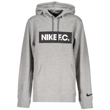 Nike HoodiesF.C. - CT2011-021 grau