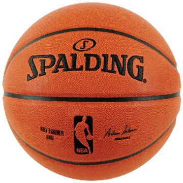 Spalding BasketbälleNBA SILVER OUTDOOR SZ.3 - 30015920013 orange
