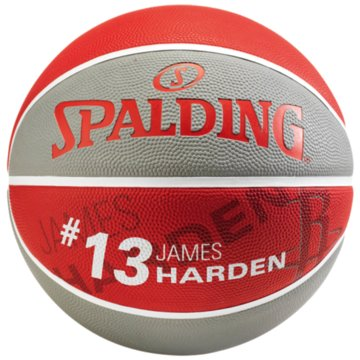 Spalding BasketbälleNBA PLAYER JAMES HARDEN SZ.7 - 30015866017 grau