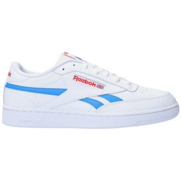 Reebok Hallen-SohleClub C Revenge Sneaker weiß