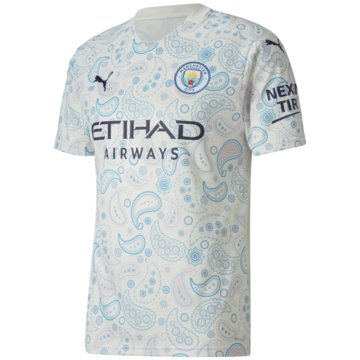 Puma Fan-TrikotsManchester City Replica Third Jersey 2020/2021 -