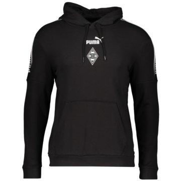 Puma Übergangsjacken schwarz