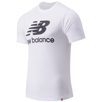 New Balance T-ShirtsMT01575 - 782320-60 weiß