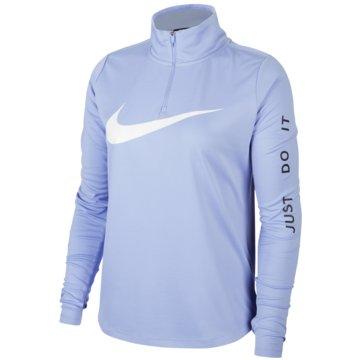 Nike SweatshirtsNike Women's 1/4-Zip Running Top - CK0175-569 -