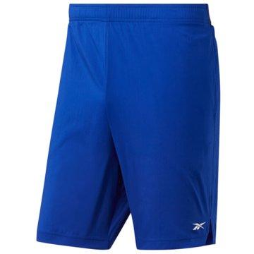 Reebok kurze SporthosenWOR COMM WOVEN SHORT - FP9087 blau