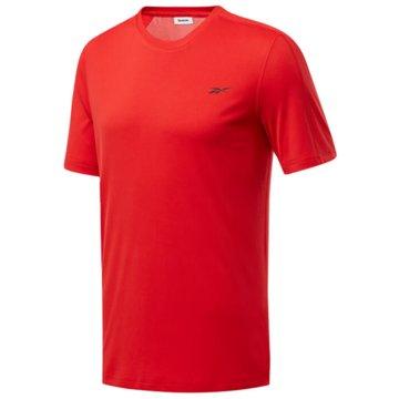 Reebok T-ShirtsWOR COMM SS TECH TEE - FP9094 rot