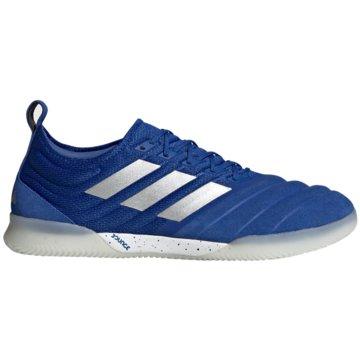 adidas Hallen-SohleCopa 20.1 IN blau