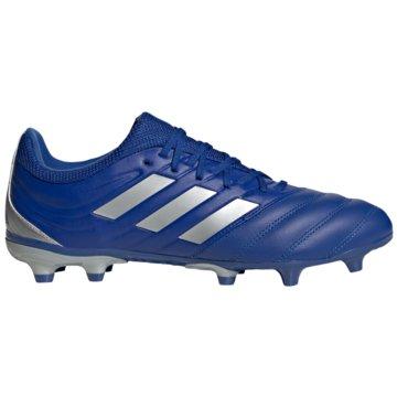 adidas Nocken-SohleCopa 20.3 FG blau