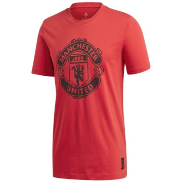 adidas T-ShirtsMUFC DNA GR TEE - FR3839 -