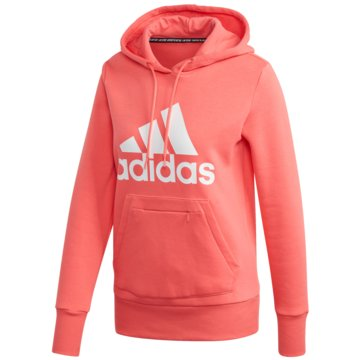 adidas HoodiesW BOS OH HD - FR5106 orange
