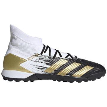 adidas HallenschuhePREDATOR 20.3 TF weiß