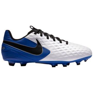 Nike Nocken-SohleJR. TIEMPO LEGEND 8 ACADEMY MG - AT5732-104 weiß