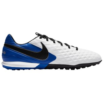 Nike Multinocken-SohleNike Tiempo Legend 8 Pro TF Artificial-Turf Soccer Shoe - AT6136-104 weiß