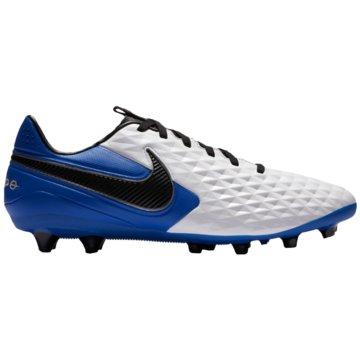 Nike Nocken-SohleNike Tiempo Legend 8 Pro AG-PRO Artificial-Grass Soccer Cleat - AT6137-104 weiß