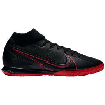 Nike Hallen-SohleNike Mercurial Superfly 7 Academy IC Indoor/Court Soccer Shoe - AT7975-060 schwarz