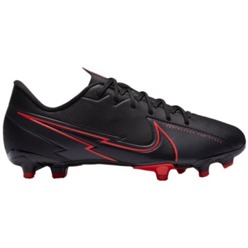 Nike Nocken-SohleNike Jr. Mercurial Vapor 13 Academy MG Kids' Multi-Ground Soccer Cleat - AT8123-060 schwarz