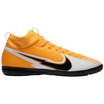 Nike Hallen-SohleJR. MERCURIAL SUPERFLY 7 ACADEMY IC - AT8135-801 gelb