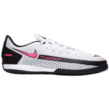 Nike Hallen-SohleJR. PHANTOM GT ACADEMY IC - CK8480-160 weiß