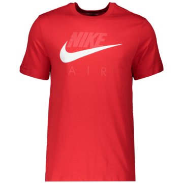 Nike T-ShirtsSPORTSWEAR - CU7324-657 rot
