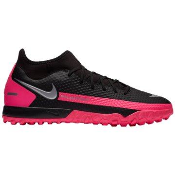 Nike Multinocken-SohlePHANTOM GT ACADEMY DF TF - CW6666-006 schwarz