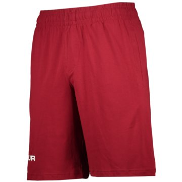 Under Armour kurze SporthosenSPORTSTYLE COTTON LOGO SHORTS - 1329300 -