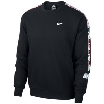 Nike SweatshirtsSportswear Men's NSW Repeat - CZ7828-010 schwarz