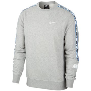 Nike SweatshirtsSportswear Men's NSW Repeat - CZ7828-063 grau