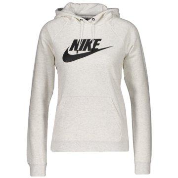 Nike Hoodies silber
