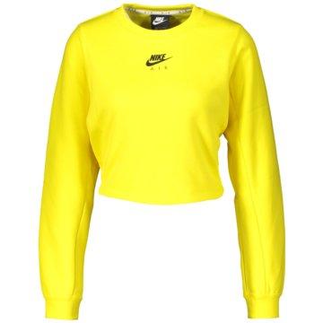 Nike Sweatshirts gelb