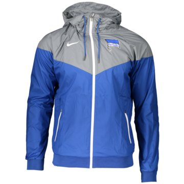 Nike Fan-Jacken & WestenHERTHA BSC WINDRUNNER - CI9265-485 -