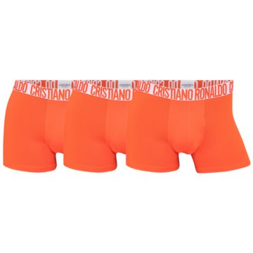 CR7 Boxershorts orange