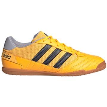 adidas Nocken-SohleSuper Sala gelb