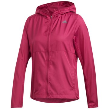 adidas LaufjackenOWN THE RUN JKT - GC9958 pink