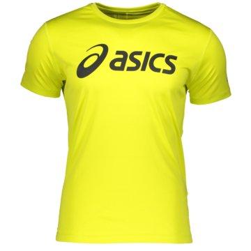 asics T-ShirtsSILVER ASICS TOP - 2011A474-750 gelb