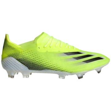 adidas Nocken-SohleX GHOSTED.1 FG FUßBALLSCHUH - FW6898 gelb
