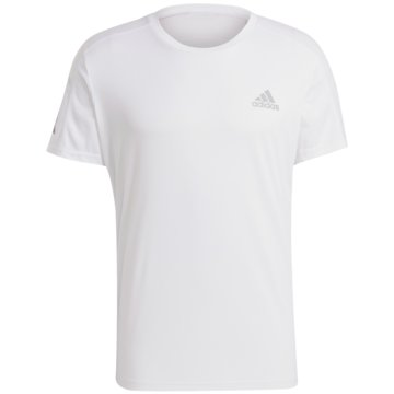 adidas T-ShirtsOWN THE RUN T-SHIRT - GJ9963 weiß