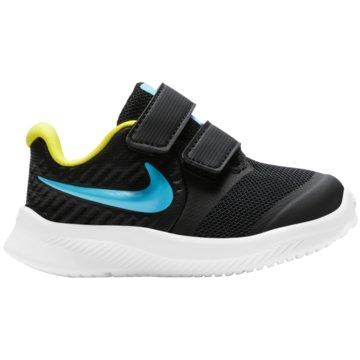 Nike Sneaker LowSTAR RUNNER 2 - AT1803-012 schwarz