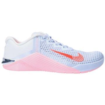 Nike TrainingsschuheMETCON 6 - AT3160-001 grau