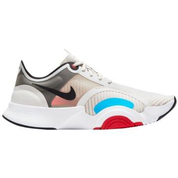 Nike TrainingsschuheSUPERREP GO - CJ0773-005 weiß