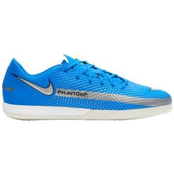Nike Hallen-SohlePHANTOM GT ACADEMY IC - CK8467-400 blau