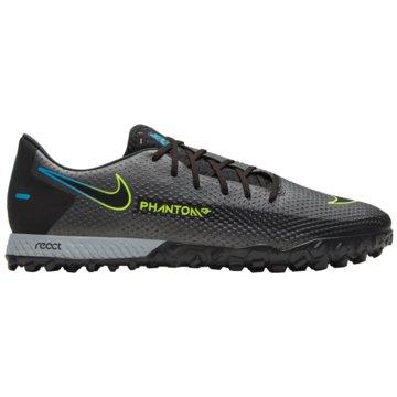 Nike Multinocken-SohleREACT PHANTOM GT PRO TF - CK8468-090 schwarz
