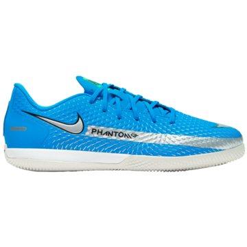 Nike Hallen-SohleJR. PHANTOM GT ACADEMY IC - CK8480-400 blau
