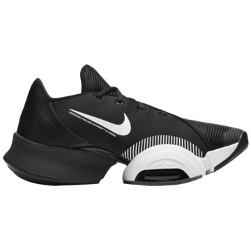 Nike TrainingsschuheAIR ZOOM SUPERREP 2 - CU6445-003 schwarz